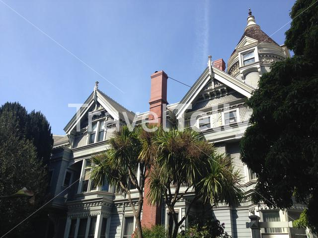 The Haas-Lilienthal House is the city's only intact Victorian era home that is open regularly as a museum