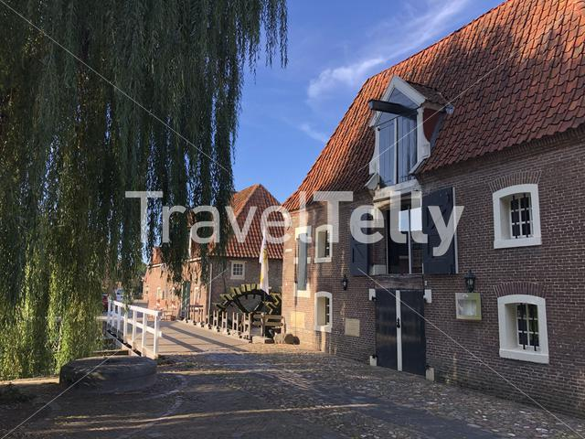 The old town of Borculo, The Netherlands