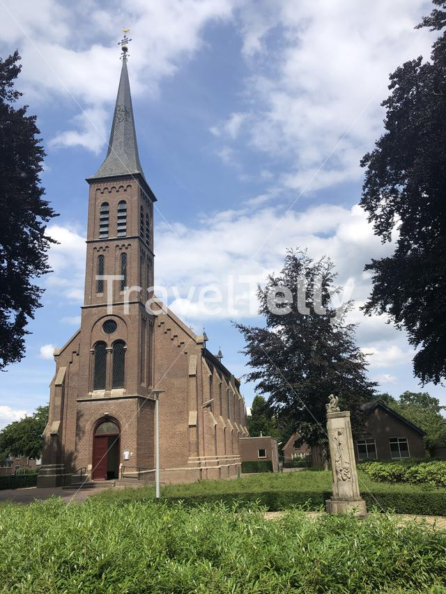 Church in Steenderen, The Netherlands