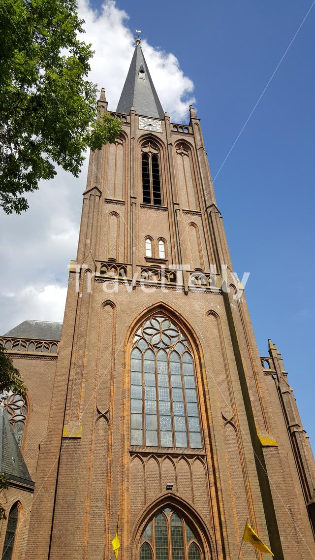 Basilica of the Holy Cross in Raalte