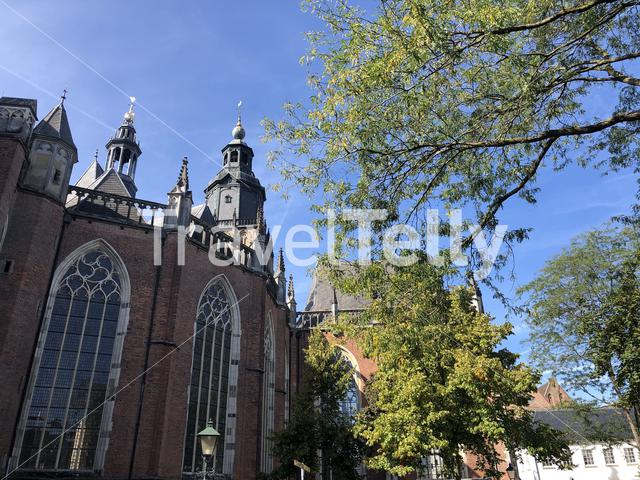 St. Walburgis Church in Zutphen, Gelderland The Netherlands