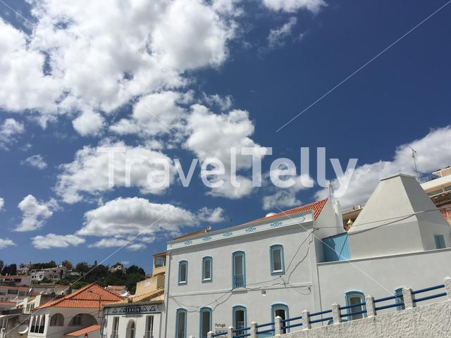 Houses in Carvoeiro Portugual