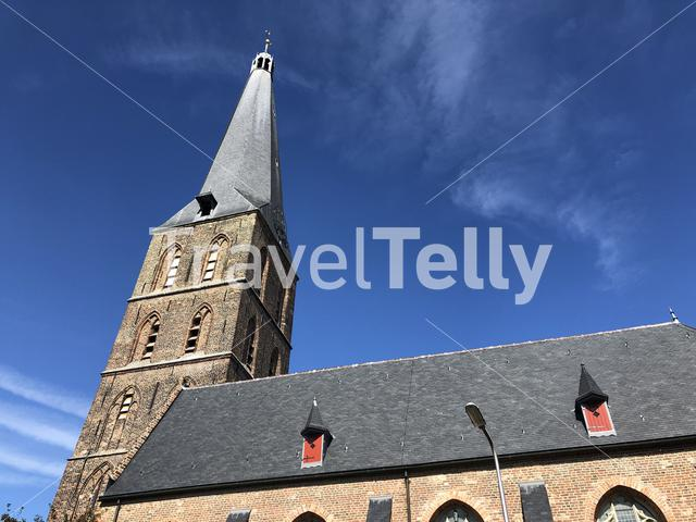 Nieuwstad church in Zutphen, Gelderland The Netherlands