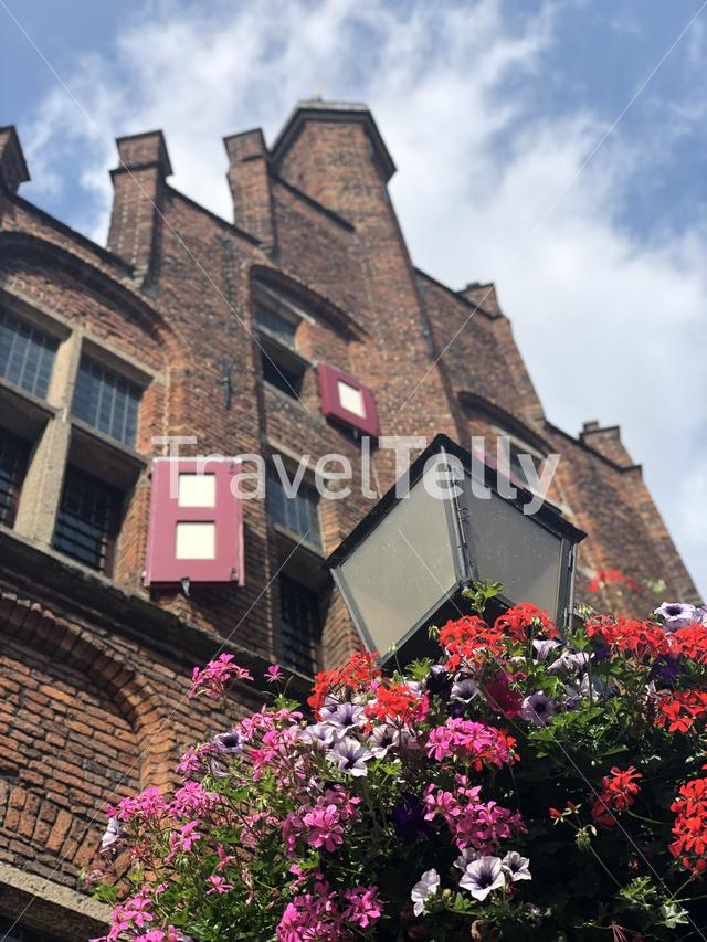 Architecture in Doesburg, The Netherlands