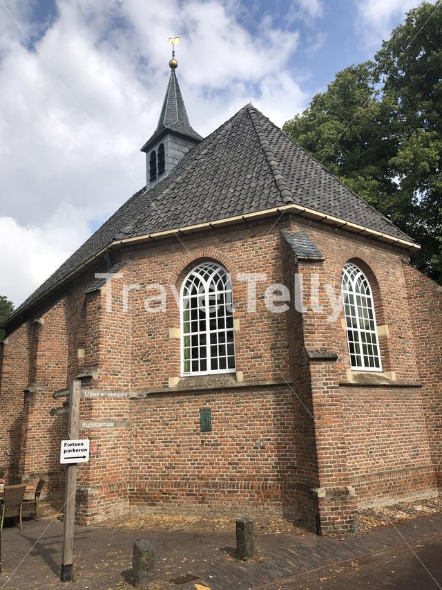 Church in Bronkhorst, The Netherlands