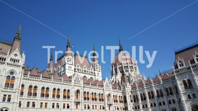The Hungarian Parliament Building (Parliament of Budapest) is the seat of the National Assembly of Hungary