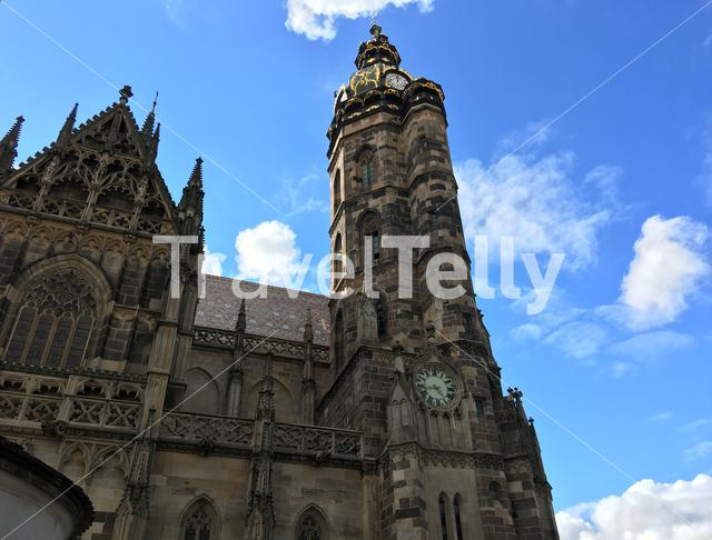 St. Elisabeth Cathedral in Kosice Slovakia