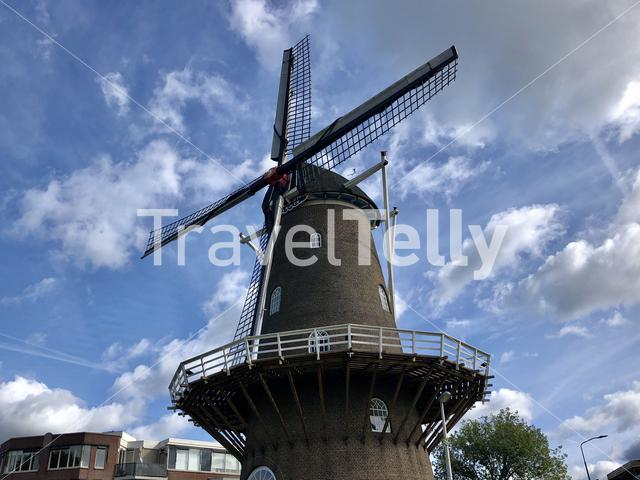 Walmill in Doetinchem, The Netherlands