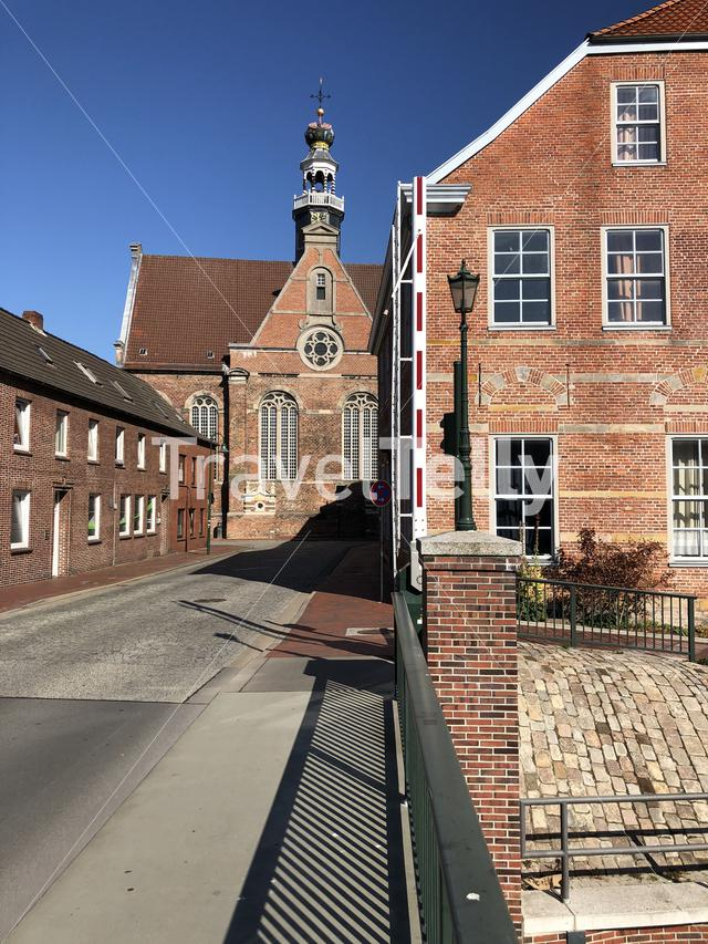 Evangelical Reformed Church in Emden, Germany