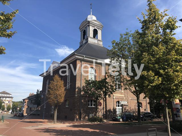 Historical building in Wesel, Germany