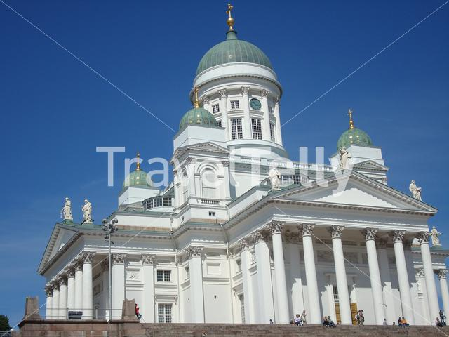 Helsinki Cathedral is the Finnish Evangelical Lutheran cathedral in Finland