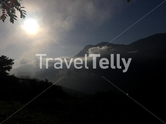 Lost City Hike, Parque Tayrona, Colombia