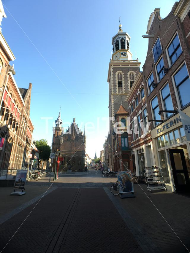 Architecture in Kampen The Netherlands
