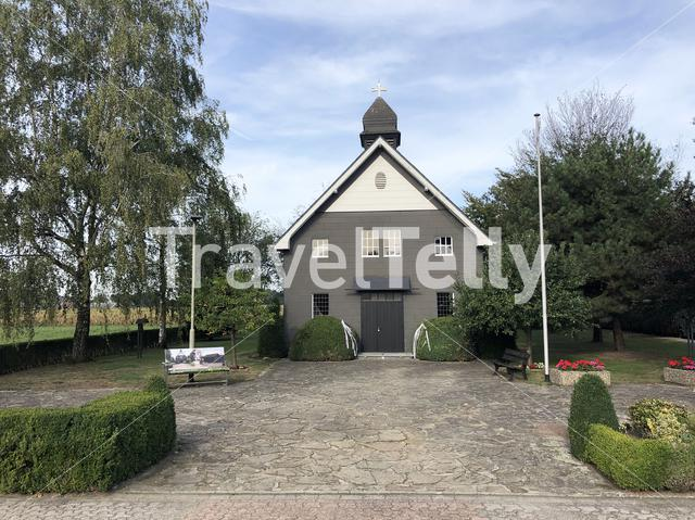 Little church in Hemden, Germany
