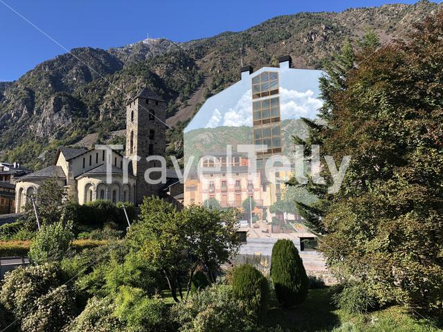 Church of Saint Stephen in Andorra la Vella