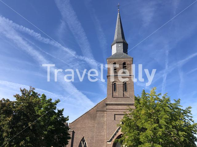 Sint Willibrordus church in Hengelo Gelderland, The Netherlands