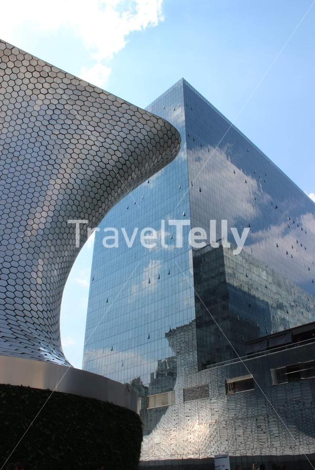 Museo Soumaya in Polanco