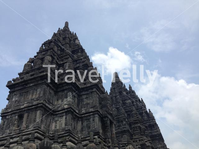 Candi Prambanan a 9th-century Hindu temple compound in Central Java, Indonesia