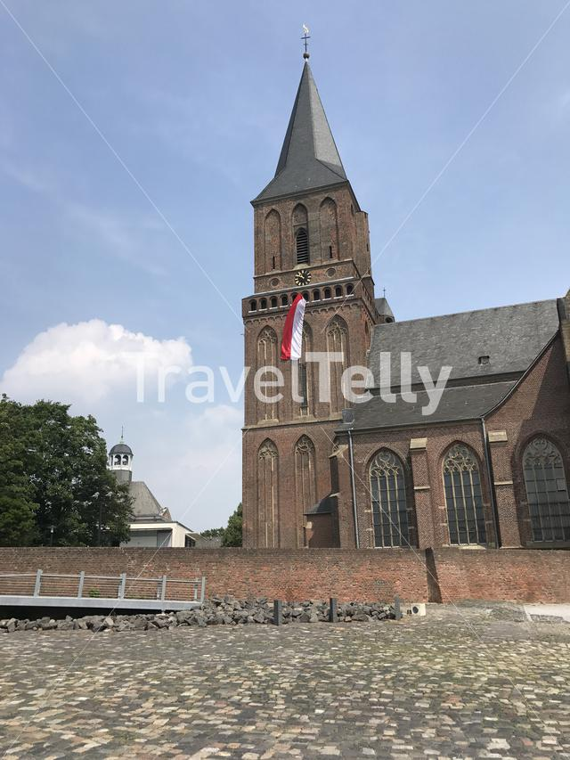 St.Martini Emmerich church in Emmerich Germany