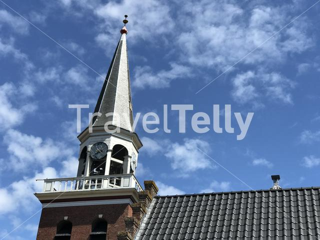 Nicolaïkerk in Appingedam Groningen The Netherlands