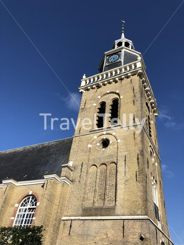 NK church in Joure, Friesland The Netherlands