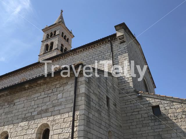Sveti Antun church in Pula, Croatia