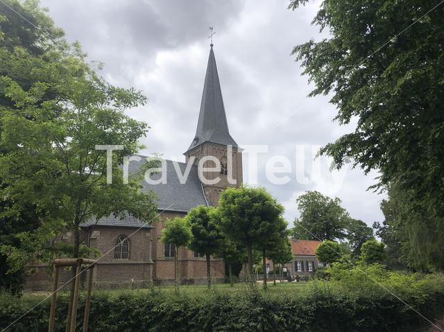 Cathedral church Sint Willibrord in Xanten, Germany