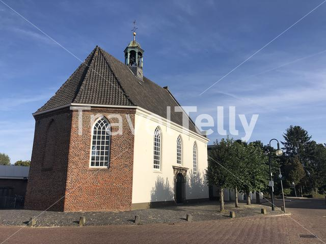 Church in Lobith, The Netherlands