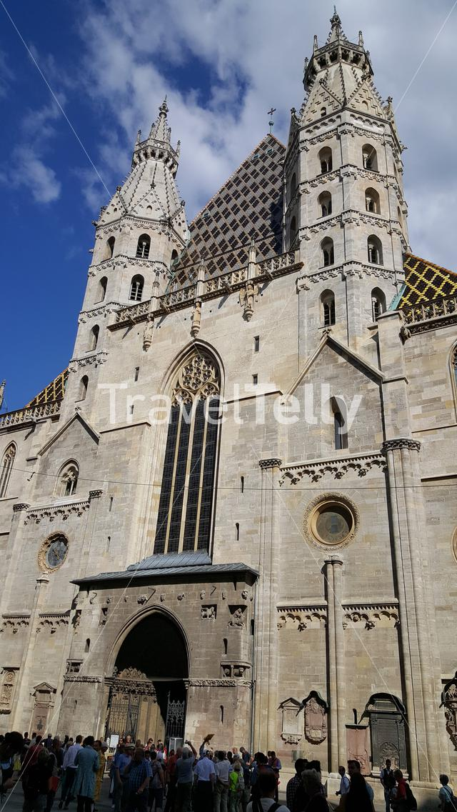 Stephens Cathedral Vienna
