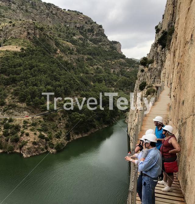 Caminito del Rey, The King's Pathway