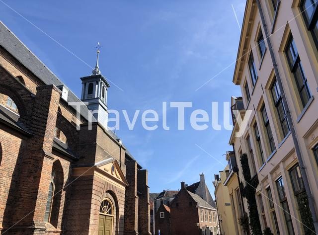 Broederen Church in Zutphen, Gelderland The Netherlands