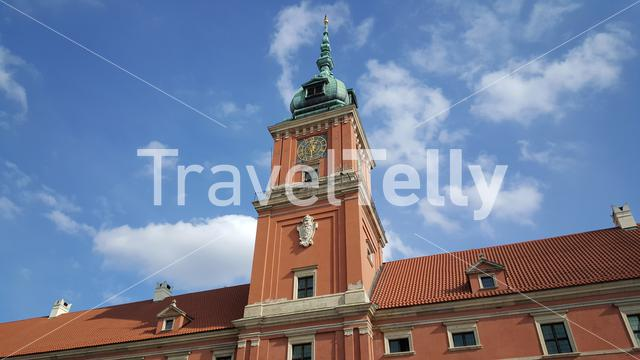 The Royal Castle in Warsaw Poland