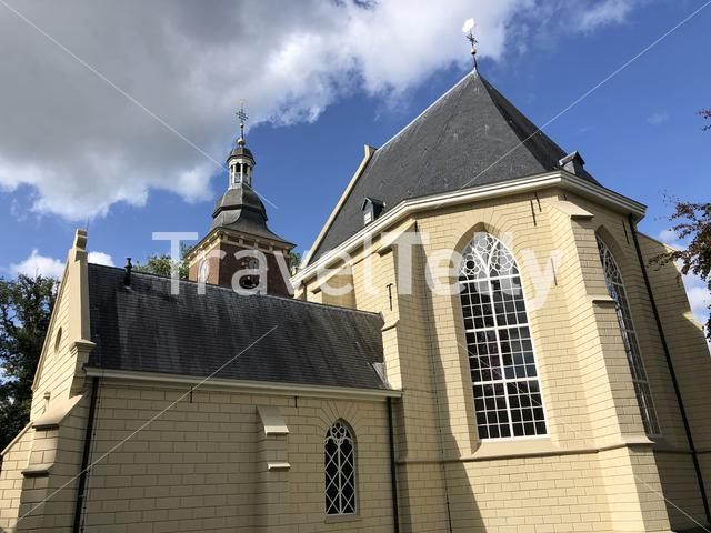 Reformed church in Terborg, Gelderland, The Netherlands