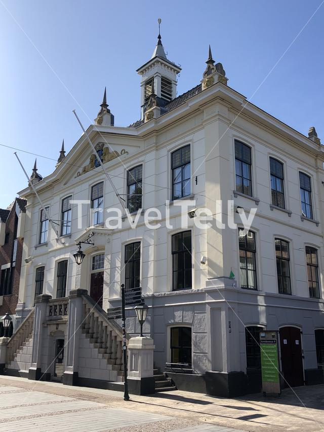 City hall in Groenlo, The Netherlands