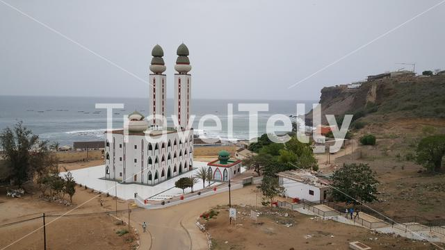 Mosque of the Divinity in Dakar, Senegal