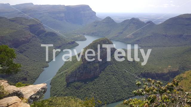 Blyde River Canyon in South Africa