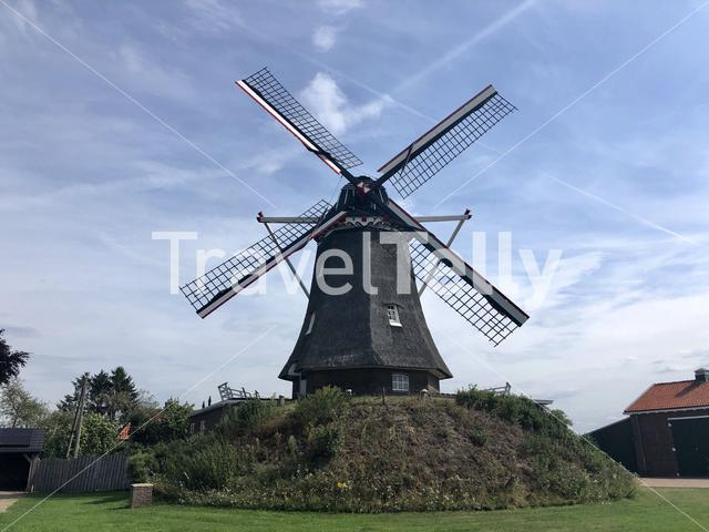 Windmill in Vorden, The Netherlands