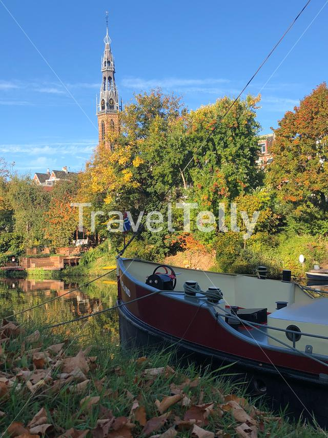 Autumn in Groningen The Netherlands