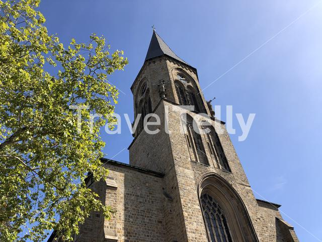 St. Otger church in Stadtlohn Germany