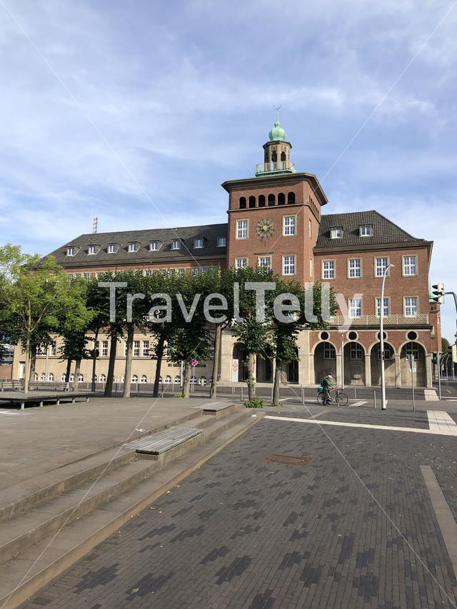 Architecture in Bocholt Germany