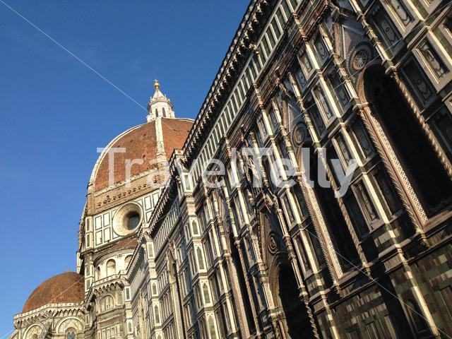 The Cattedrale di Santa Maria del Fiore is the main church of Florence, Italy.