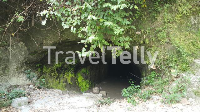 Cave at Grotto in Bamban Tarlac, Philippines