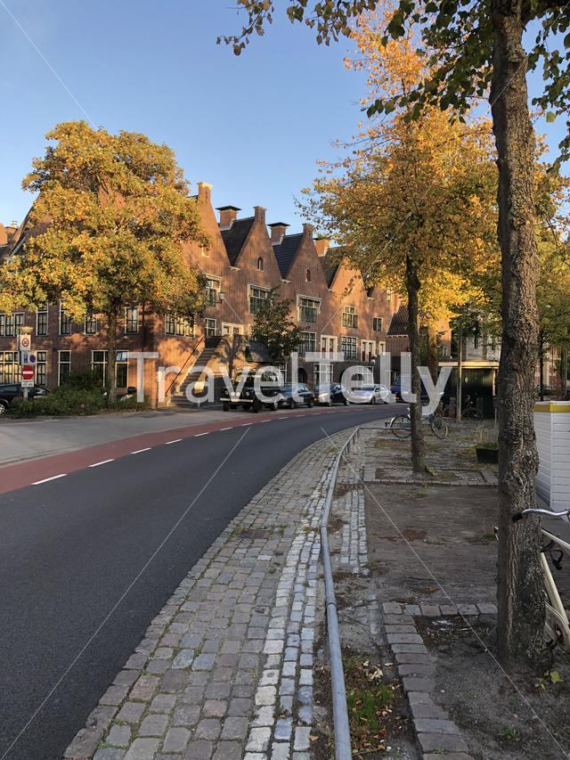 Autumn in Groningen, The Netherlands