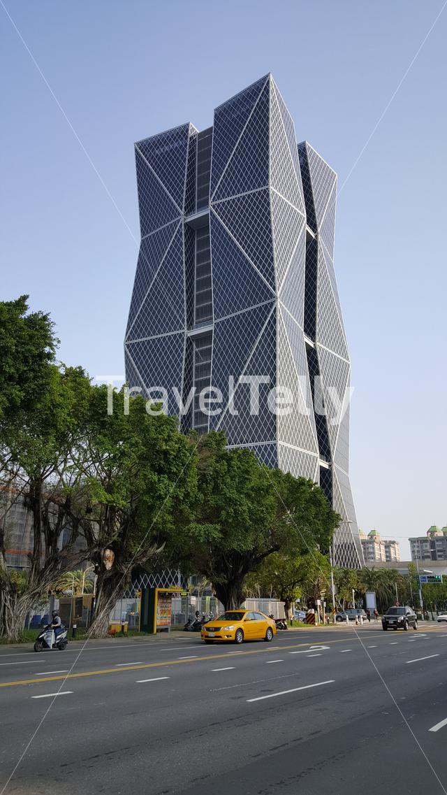 Architecture in Kaohsiung City Taiwan