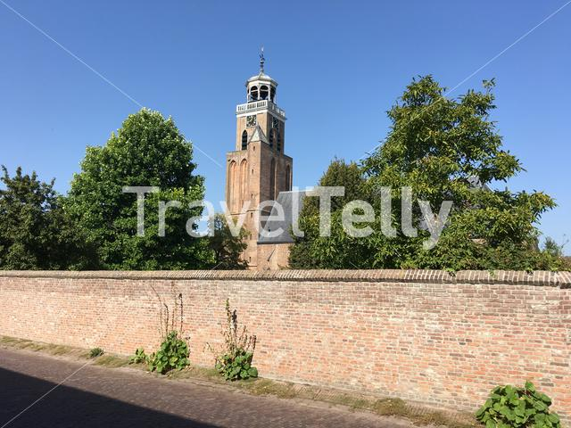 Minor or Our Lady's church in Vollenhove The Netherlands