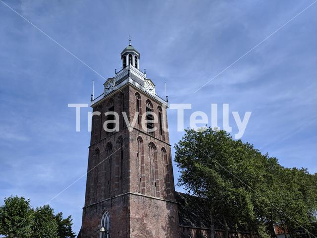 The Maria church in Meppel The Netherlands