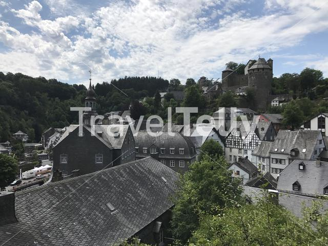 Monschau in Germany