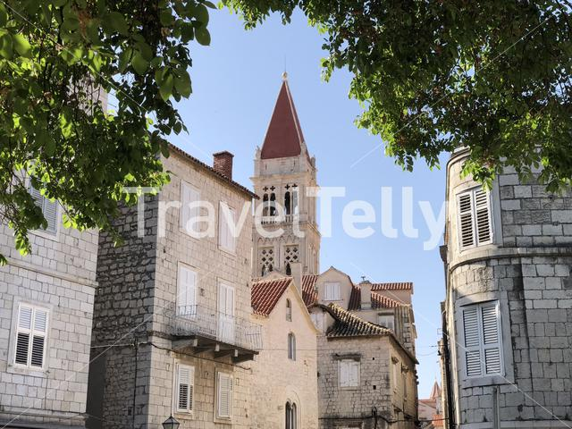 The Cattedrale di San Lorenzo in Trogir, Croatia