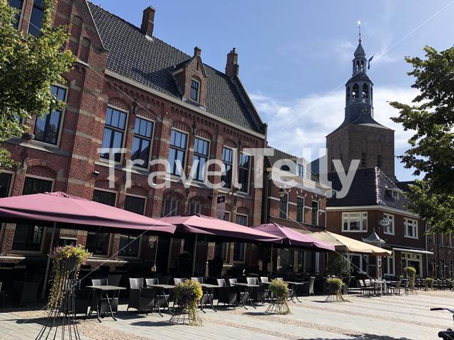 Old town of Groenlo, The Netherlands