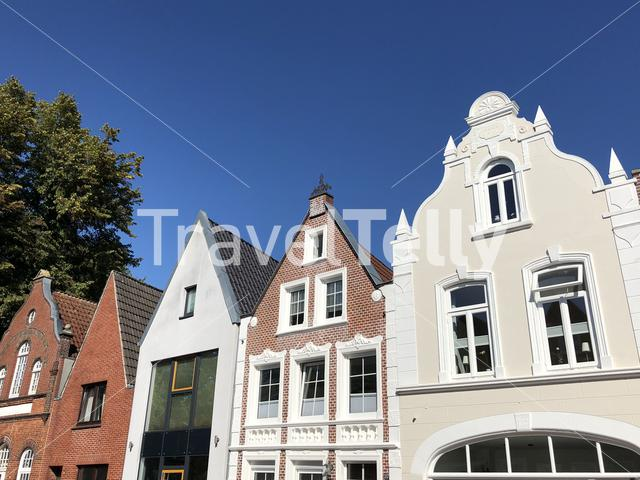 Housing in Emden, Germany